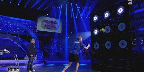 Cliparts.tv Interactive Media Solutions GmbH - Spieletechnik für Schlag den Besten - Copyright 2020 ProSieben 288 101