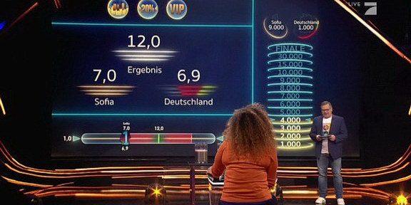 Cliparts.tv Interactive Media Solutions GmbH Spieletechnik für Alle Gegen Einen - Copyright 2020 ProSieben 324 105