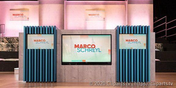 Cliparts.tv Interactive Media Solutions GmbH - Spieletechnik für Marco Schreyl - Copyright 2020 Cliparts.tv - 288 003