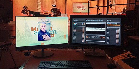 Cliparts.tv Interactive Media Solutions GmbH - Broadcast Media Hybrid - Copyright 2020 Cliparts.tv 288 002