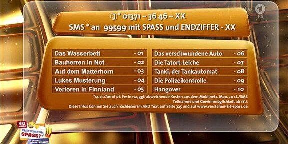 Cliparts.tv Spieletechnik für Verstehen Sie Spass - Copyright 2020 SWR 003