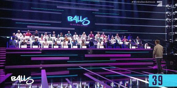 Cliparts.tv Interactive Media Solutions GmbH - Spieletechnik für Balls - Für Geld tu ich alles - Copyright 2020 ProSieben 288 003