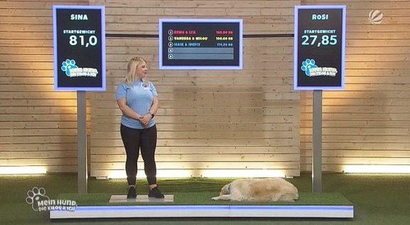 Cliparts.tv Interactive Media Solutions - Wiegetechnik für Mein Hund, die Kilos und ich - Copyright 2020 SAT.1 - 324 009