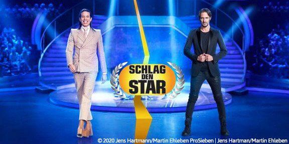 Cliparts.tv Interactive Media Solutions GmbH Spieletechnik für Schlag den Star 50 Copyright ProSieben 2020 288 005