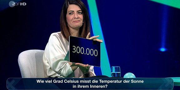 Cliparts.tv Spieletechnik für Unsere Schätze - Die grosse Terra X Show - Copright 2020 - ZDF 288 015