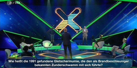 Cliparts.tv Spieletechnik für Unsere Schätze - Die grosse Terra X Show - Copright 2020 - ZDF 288 034