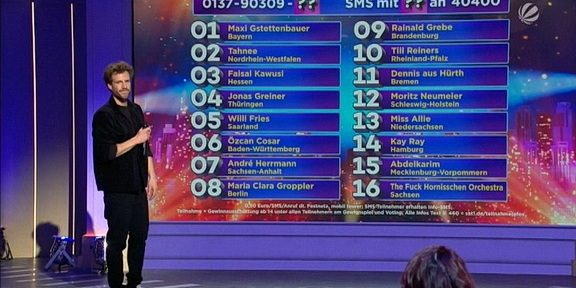 Cliparts.tv Interactive Media Solutions GmbH - TV-Spieletechnik für Luke Die Great Night Show live am 06.11.2020 - Copyright 2020 ProSieben 324 019.jpg