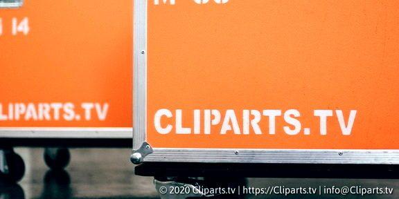 Cliparts.tv Spieletechnik für Luke Die Great Night Show - Copyright 2020 Cliparts.tv 324 007.