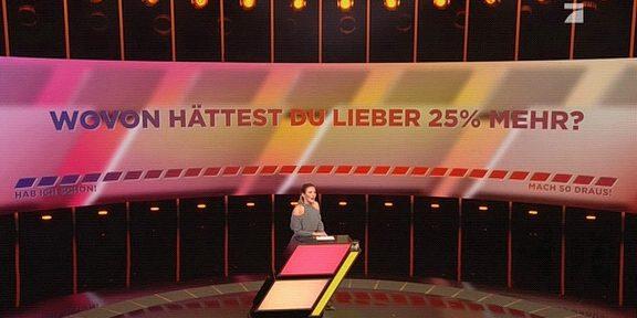 Cliparts.tv Spieletechnik für Die Show mit dem Sortieren - Screenshots - Copyright 2020 ProSieben 022_288