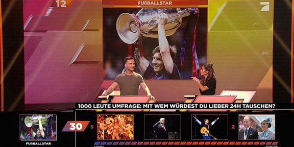 Cliparts.tv Spieletechnik für Die Show mit dem Sortieren - Screenshots - Copyright 2020 ProSieben 031_288