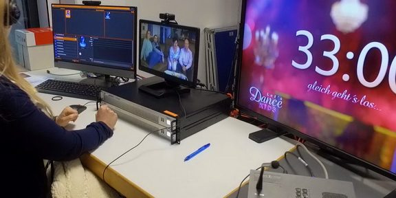 Cliparts.tv Spieletechnik für Let's Dance Kids - Copyright 2021 TV Now - 288 011