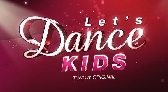Cliparts.tv Spieletechnik und virtuelles Publikum für Let's Dance Kids l logo - Copyright TVNow 2021 001 324 Logo