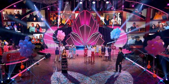Cliparts.tv Virtuelle Spieletechnik für Let's dance Kids - Copyright 2021 TVNow 324 006