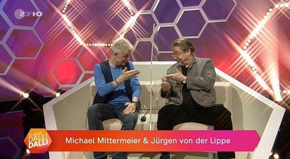 Cliparts.tv Interactive Media Solutions GmbH - Spieletechnik für 50 Jahre Dalli Dalli - Screenshots - Copyright 2021 ZDF 288 005