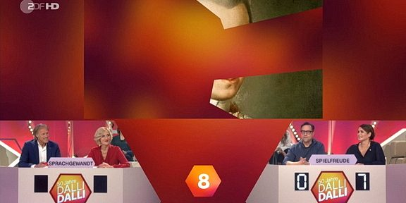 Cliparts.tv Interactive Media Solutions GmbH - Spieletechnik für 50 Jahre Dalli Dalli - Screenshots - Copyright 2021 ZDF 288 023