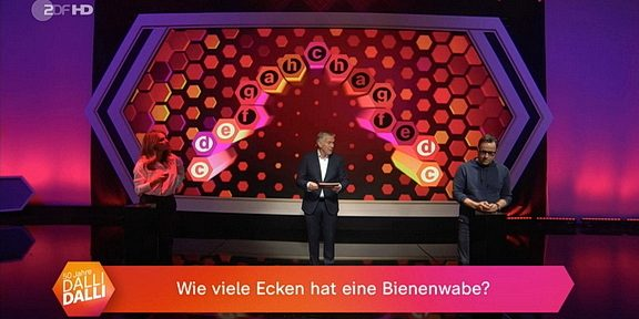 Cliparts.tv Interactive Media Solutions GmbH - Spieletechnik für 50 Jahre Dalli Dalli - Screenshots - Copyright 2021 ZDF 288 025