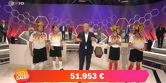 Cliparts.tv Interactive Media Solutions GmbH - Spieletechnik für 50 Jahre Dalli Dalli - Screenshots - Copyright 2021 ZDF 288 028