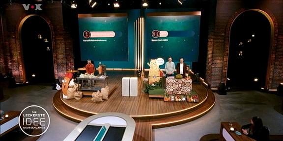 Cliparts.tv Interactive Media Solutions GmbH - Spieletechnik für Schlag den Star live 60 - Copyright 2021 Pro Sieben 288 035