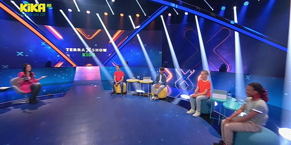 Cliparts.tv Spieletechnik für Terra X Show Kids - Copyright ZdF-KiKA 2021 288 011