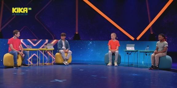 Cliparts.tv Spieletechnik für Terra X Show Kids - Copyright ZdF-KiKA 2021 288 012