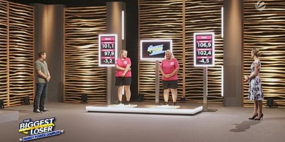 Cliparts.tv Spieletechnik für The Biggest Loser – Family Power Couples Copyright 2021 SAT.1 288 006