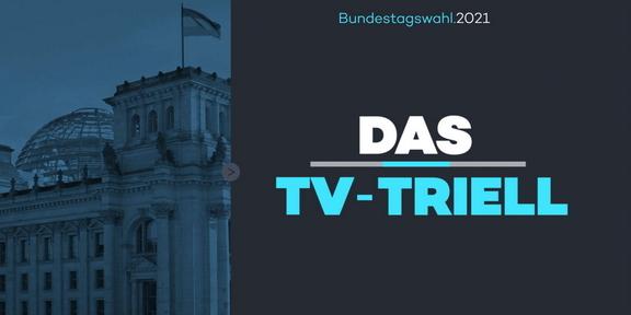 Cliparts.tv Spieletechnik für das TV-Triell - Copyright 2021 ProSiebenSAT.1 - 288 001