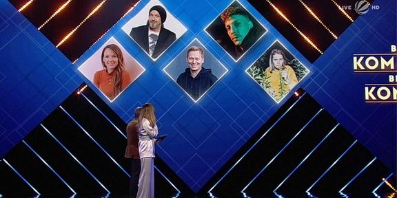 Cliparts.tv Spieletechnik für Der Deutsche Comedypreis Copyright 2021 SAT.1 - 324 005