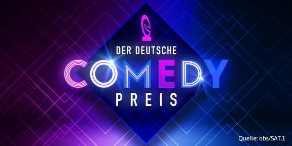 Cliparts.tv Spieletechnik für Der-Deutsche-Comedypreis-Logo Copright 2021 SAT.1 - 288 001