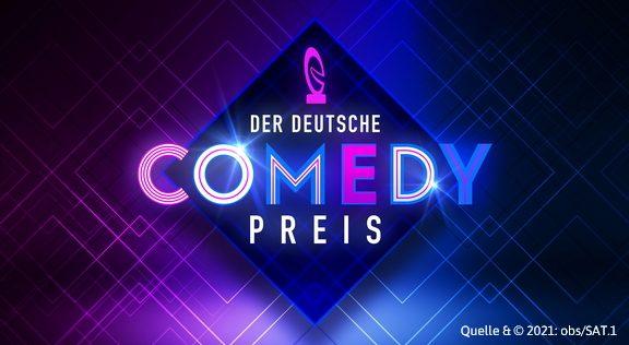 Cliparts.tv Spieletechnik für Der-Deutsche-Comedypreis-Logo Copright 2021 SAT.1 - 324 001